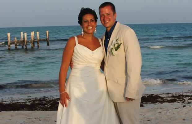 Jill & Mike, Iberostar Paraiso del Mar, Riviera Maya