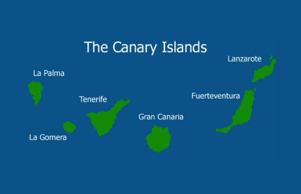 Canary Island Group Tour