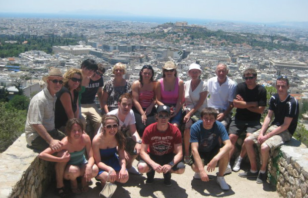 Mediterranean Group Cruise
