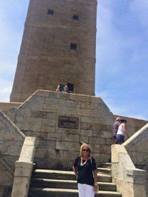 Pam in Spain