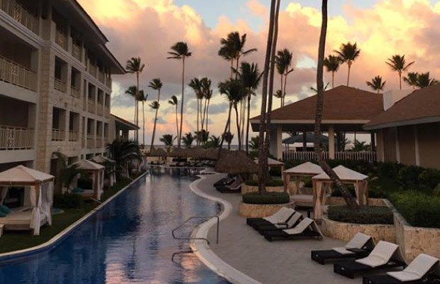 December 2018 Majestic Mirage Punta Cana
