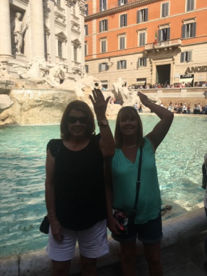 Trevie Fountain