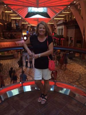 Pam Carroll, Owner of Gadabout Travel