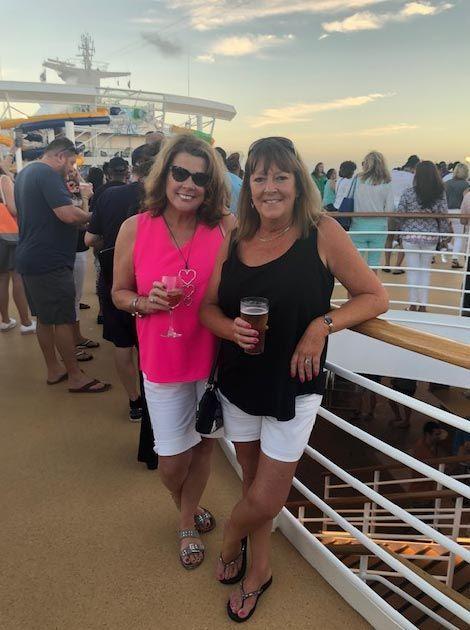 Symphony of the Seas Inaugural Sailing